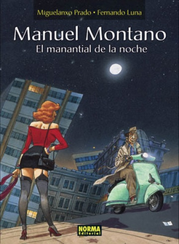 Manuel Montano / «El Manantial de la Noche»