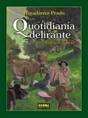 Quotidianía Delirante / Integral