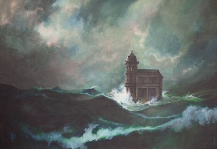«The house at sea»